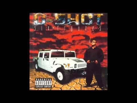 d-shot - 6 figures 1997 v-town dope g-funk