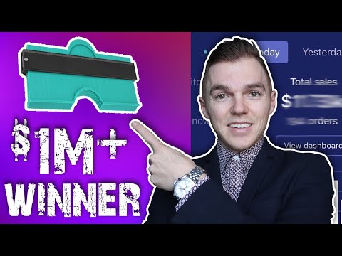 Ali-Express Winning Product [+Formula] - Product Research HACKS [Shopify Dropshipping 2020] thumbnail