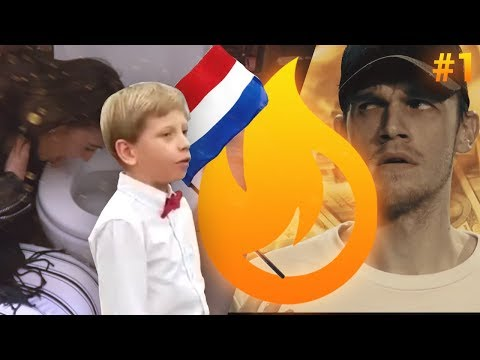 Disstrack Milan, WC LIKKEN & YODELING KID || Trending in NL #1