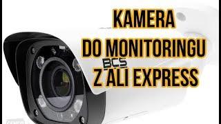 Kamera do monitoringu z AliExpress!
