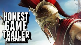 ASSASSIN'S CREED ODYSSEY (Honest Game Trailers en Español)