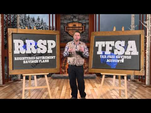 RRSPs vs TFSAs