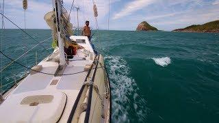 Island Hoppin' Engine Stoppin' - Free Range Sailing Ep 59