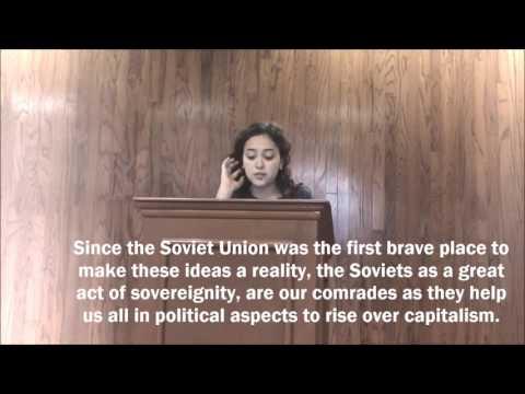 East Germany Speech
