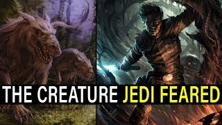 The only creature JEDI FEARED -- Voxyn Explained | Star Wars Lore
