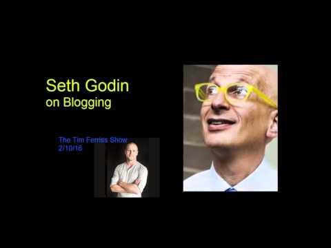 Seth Godin Says EVERYONE Should Blog