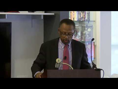 Earl Lewis: Nathan I. Huggins Lectures (3 of 3) (5/2/18)