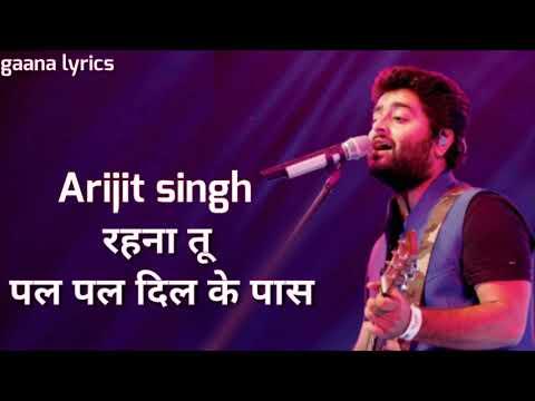 Download Lagu  Arijit singh | pal pal dil ke pass - Title song | S | Parampara Thakur | gaana s Mp3 Free