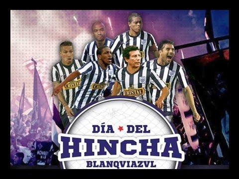 #DíaDelHinchaBlanquiazul (Partido Completo)
