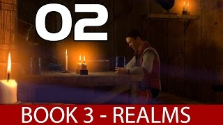 "Dreamfall Chapters Book 3 Realms - Part 2 ""Azadi Mechanic, Pipes, Tool"" Walkthrough 1080p60fps PC"