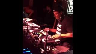 DJ Jazzy Jeff | Rock The Bells & Peter Piper Routine LIVE