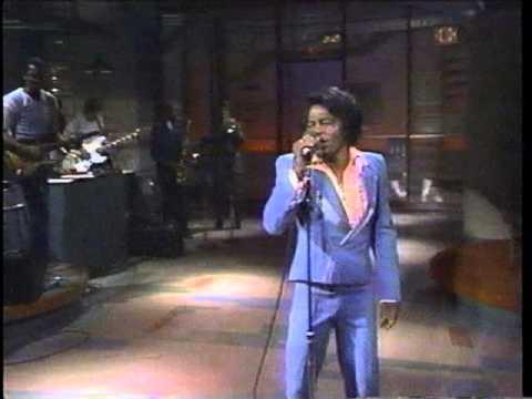 James Brown on David Letterman mp3