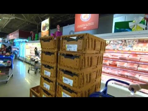 Inside Access: H-E-B grocery stores