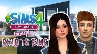 ROAD TO FAME || Get Famous Gameplay #1 || The Sims 4 Indonesia