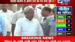 CP Thakur in favour of Narendra Modi