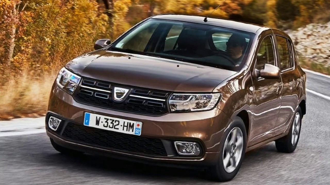 full review dacia sandero 1 0 sce 75 laureate youtube. Black Bedroom Furniture Sets. Home Design Ideas
