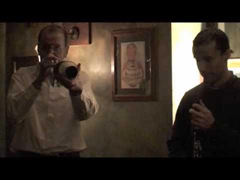 """DANIEL HUCK &  JEFF  WASBOARD GROUP   """" FLAT FOOT"""""""