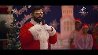 A Christmas surprise ft. Virat Kohli