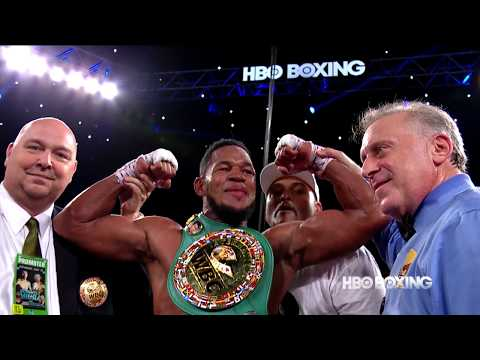 Joe Smith Jr vs Sullivan Barrera: BAD Highlights HBO Boxing