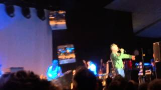 MORRISSEY-  SWEET AND TENDER HOOLIGAN LIVE - FESTIVAL HALL MELB AUSTRALIA 19-12-2012