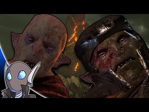 THE LONG-SHOT AND THE NOT-SO-GENTLE | Middle Earth: SoW Gameplay
