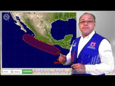 Pronóstico Meteorológico Para El Estado De Guerrero.