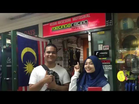2016 (UniKL Group Assignment) Small Business Management - Mecinda Motorcycle Gear