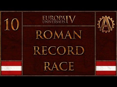 EUIV The Holy Roman Record Race 10