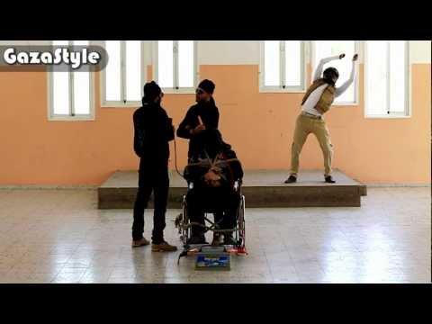 Harlem Shake - Gaza style