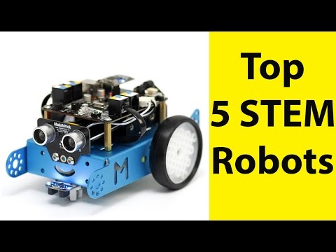 Top 5 STEM Robot for Kids | Science is Fun| Spread STEM