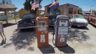 USA 05.2016, cz. III- Route 66,  Seligman