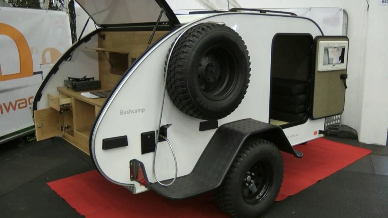 Kleine Wohnwagen Test