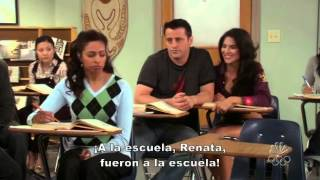 Joey and the ESL (English as a Second Language) class {Subs}