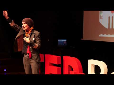 Palestinian women change their world: Fida Shafi at TEDxBarcelonaWomen