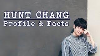 Hunt Chang (Zhang Hang) [HIStory2 - Right or Wrong's Fei Sheng Zhe] Profile and Facts