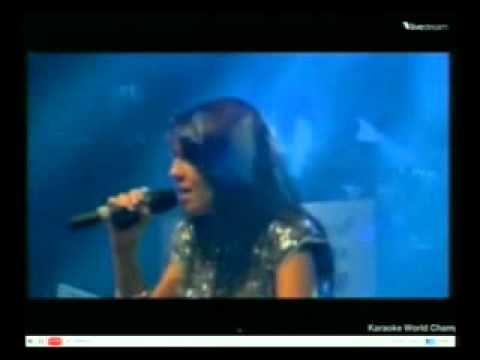 Laura May Lenehan - All coming back to me now - World Karaoke Championship 2011.flv
