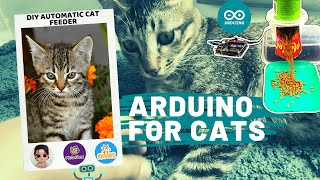DIY Automatic Cat Feeder for Cute Cats, Kittens & Pets: Programming Arduino With Scratch