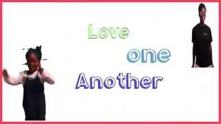 Toddler Tunes: Love One Another