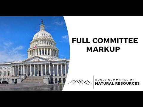 Full Committee Markup 12.13.17