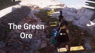 Assassin's Creed Odyssey : Location of Orichalcum Ore in Delos