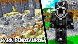 PARK DINOZAURÓW I BLACK PANTHER - Minecraft: Przygody z Flotharem #25
