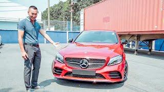 Trải nghiệm ban đầu Mercedes C300 2019 -