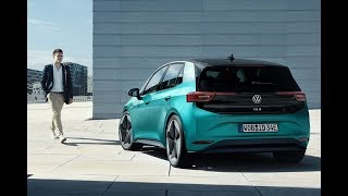 2020 Volkswagen ID.3 Has Some Quirky Features
