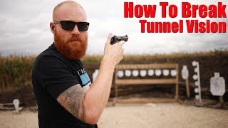 Quick Tip: Tunnel Vision Drill
