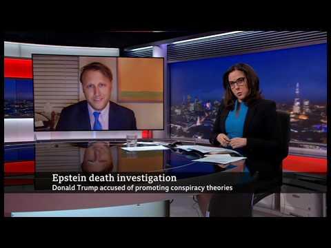 Trump Conspiracy Theories - Daniel Lippman Politico IV