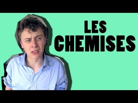 NORMAN - LES CHEMISES !!