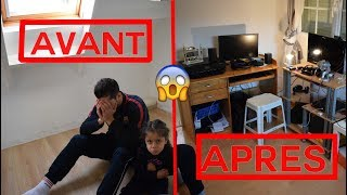 ON MA VOLÉ MON SETUP . JE PEUX PLUS FAIRE DE VIDEOS thumbnail