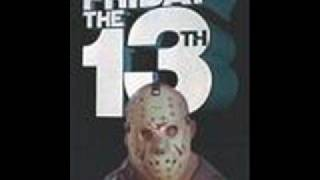 friday the 13th theme song