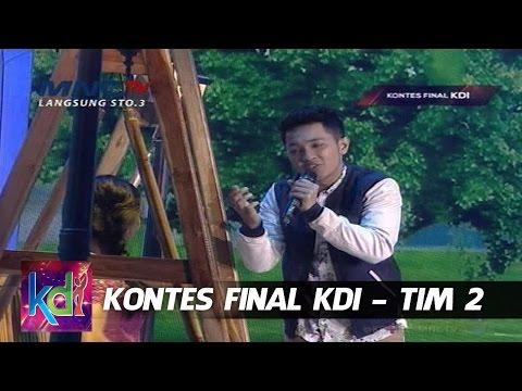 Komentar Juri Untuk Yogi dan Khairat - Kontes Final KDI Tim 2 (14/5)