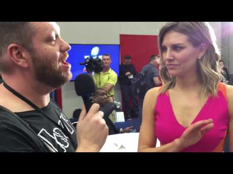 "Charissa Thompson Plays ""Rotten Approval Ratings"" W/ The Josh Innes Show"